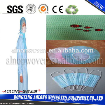 24000mm SMS Spunbonded Nonwoven Fabric Making Machine